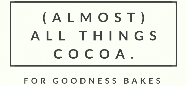 Almost All Things Cocoa